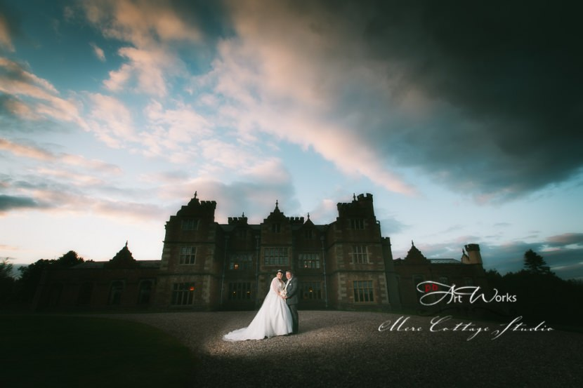 Brynkinalt wedding photographer