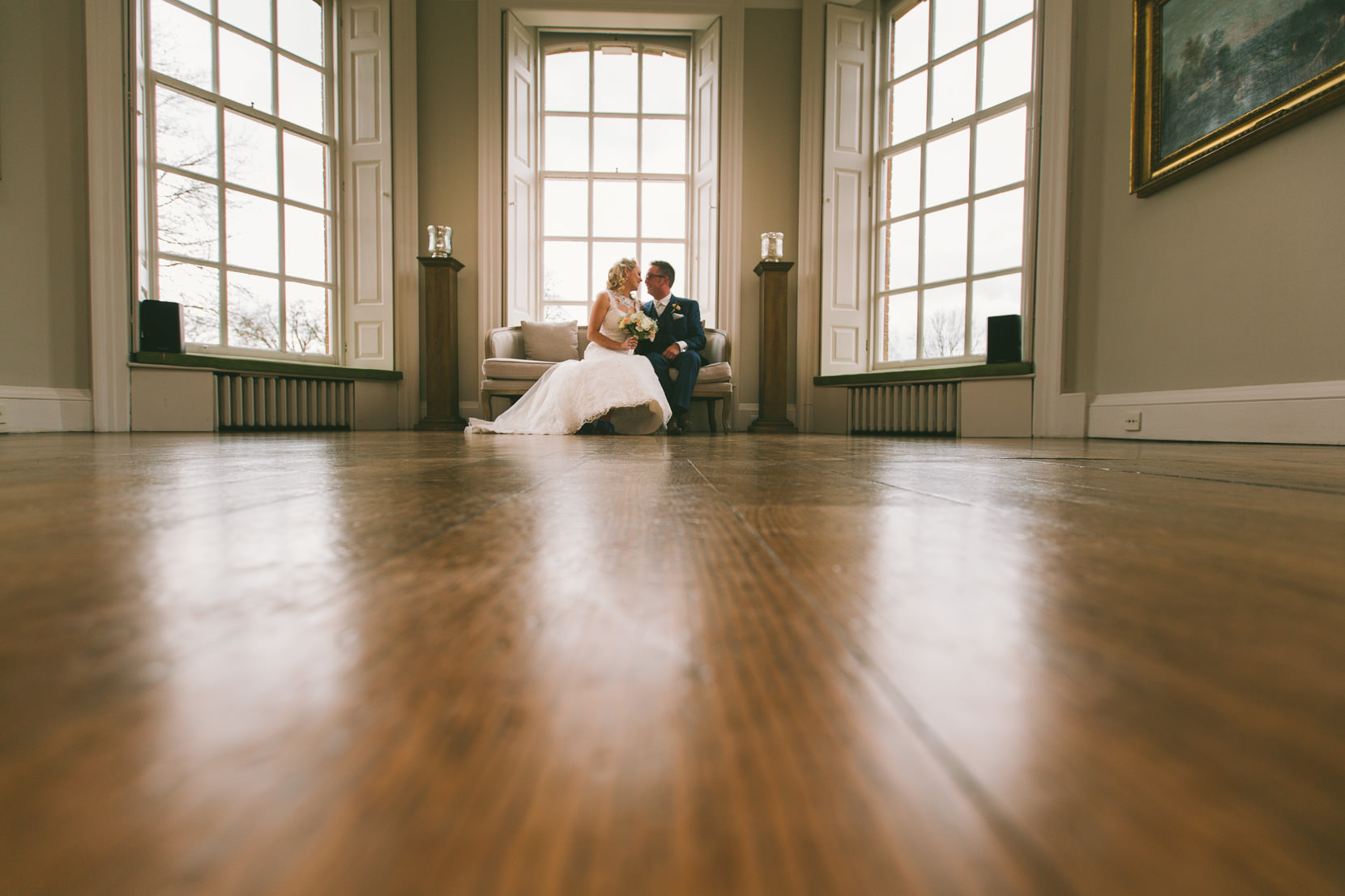 Iscoyd Park wedding photographer shropshire