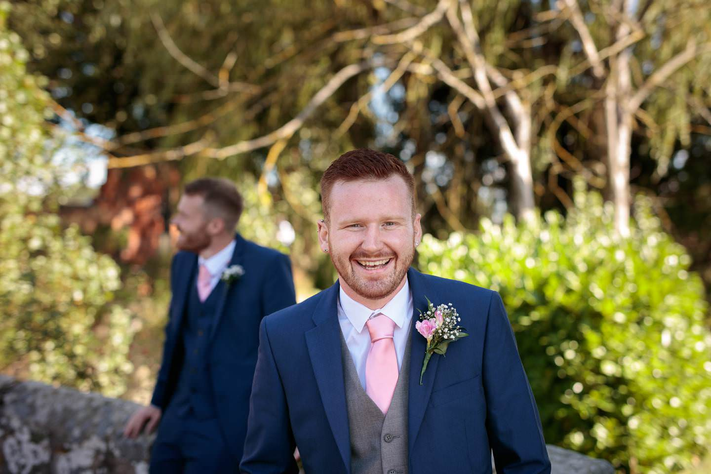 shropshire wedding photography groom portraits