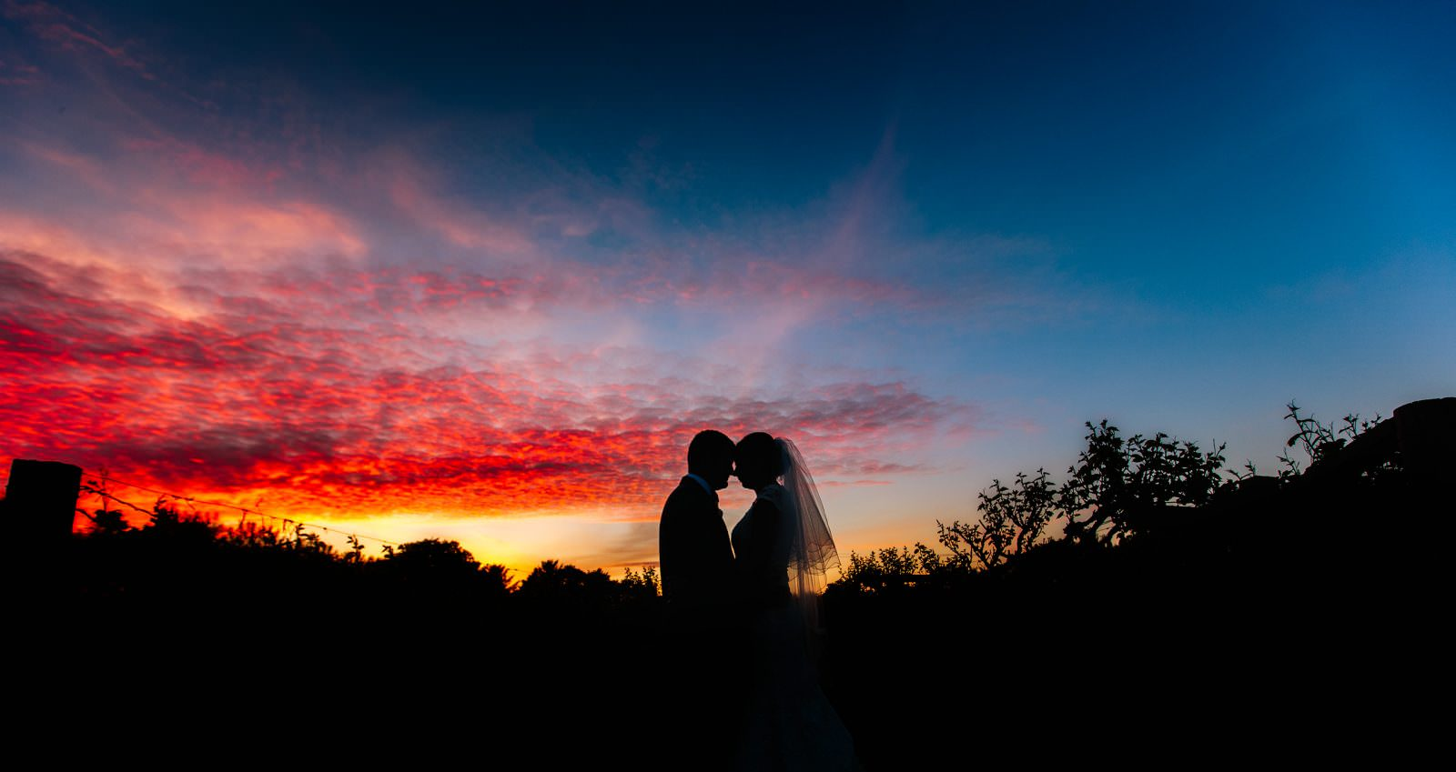 wedding photographer in Shropshire and the magic of a wedding day