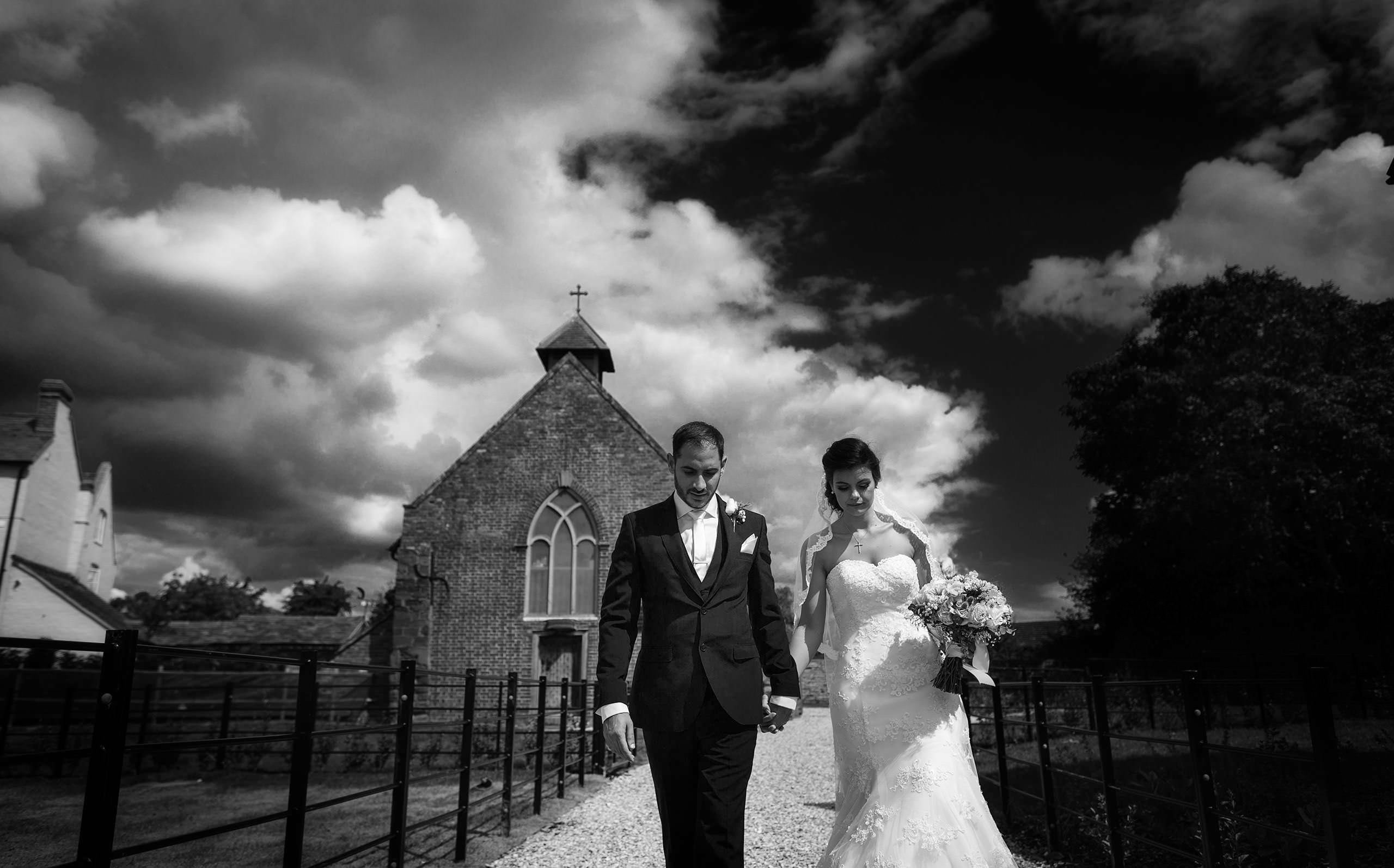 Documentary Wedding Photographer In Shropshire