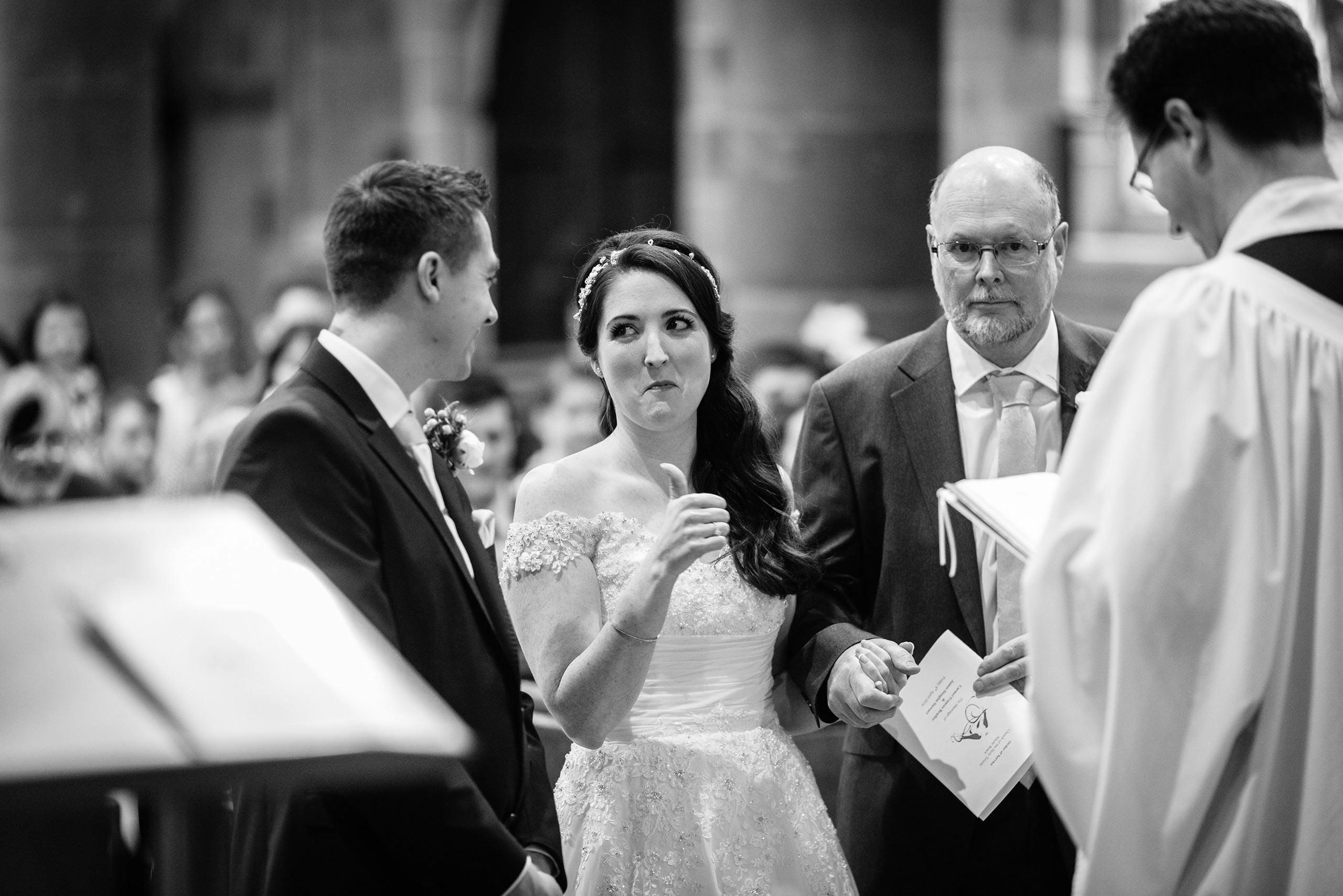 Shropshire Documentary Wedding Photographer