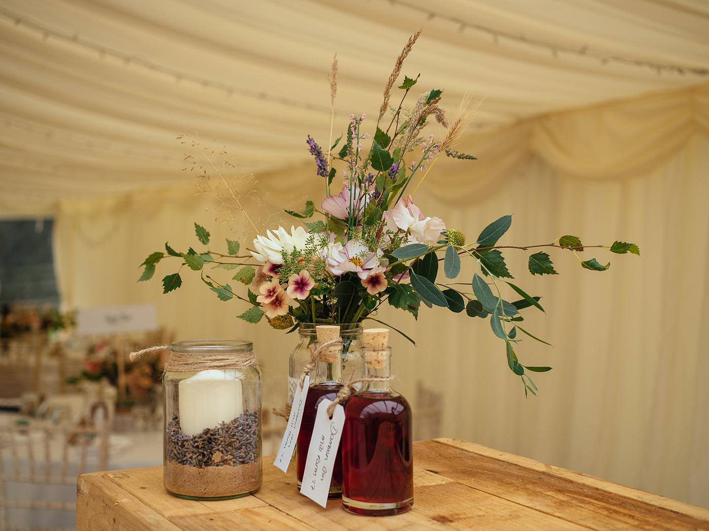 Details of a wedding taken by North Wales Wedding Photographer