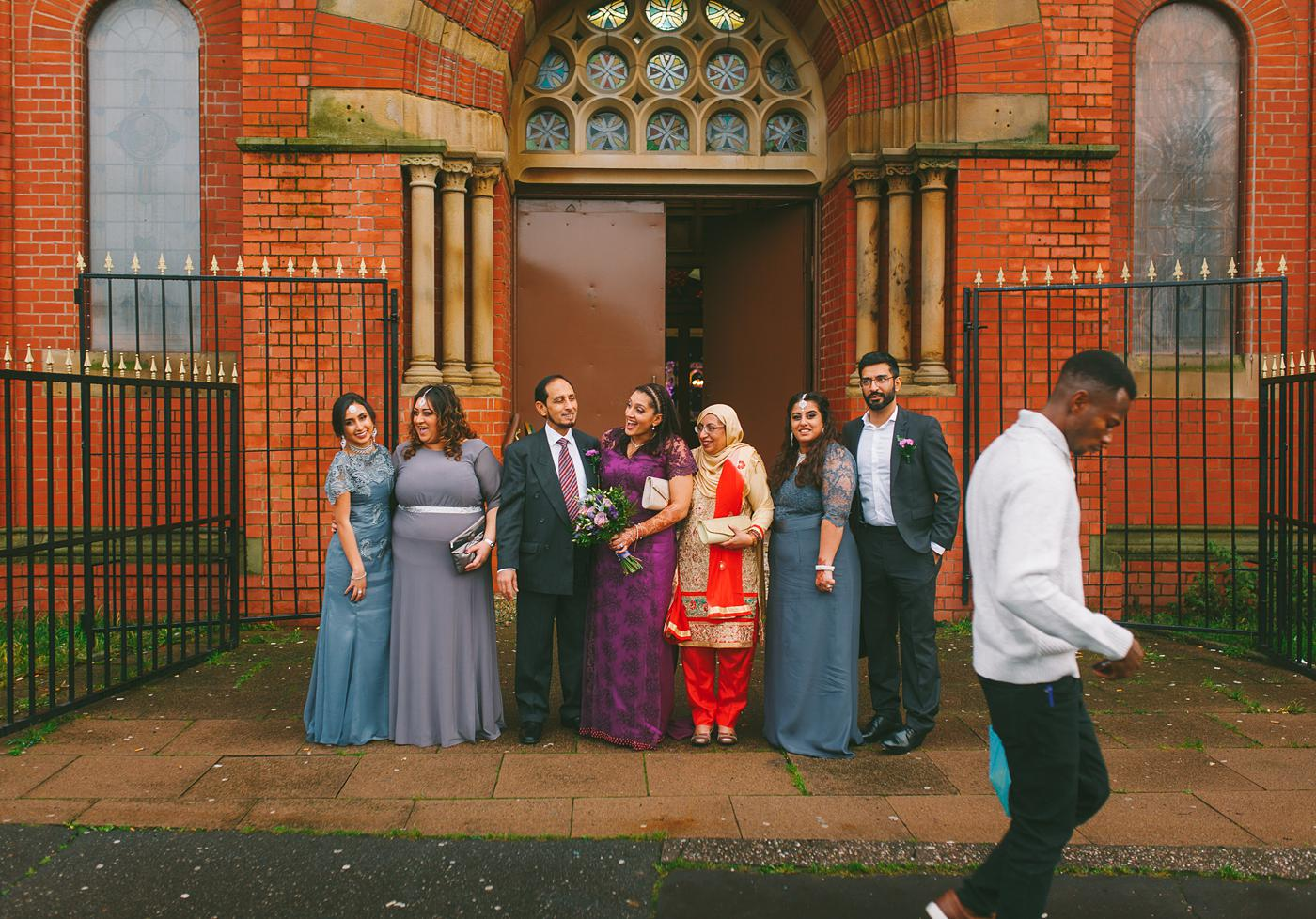 SA Manchester Asian Wedding 201