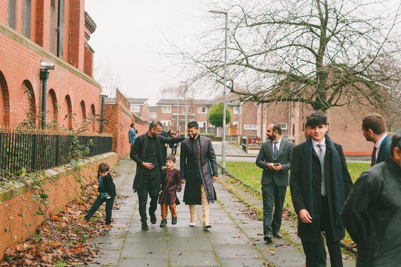 SA Manchester Asian Wedding 446