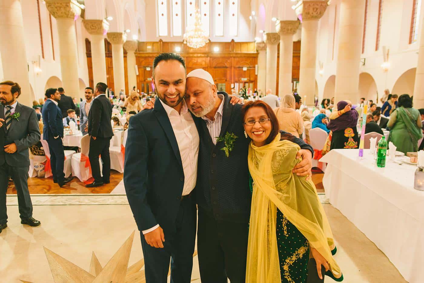 SA Manchester Asian Wedding 642