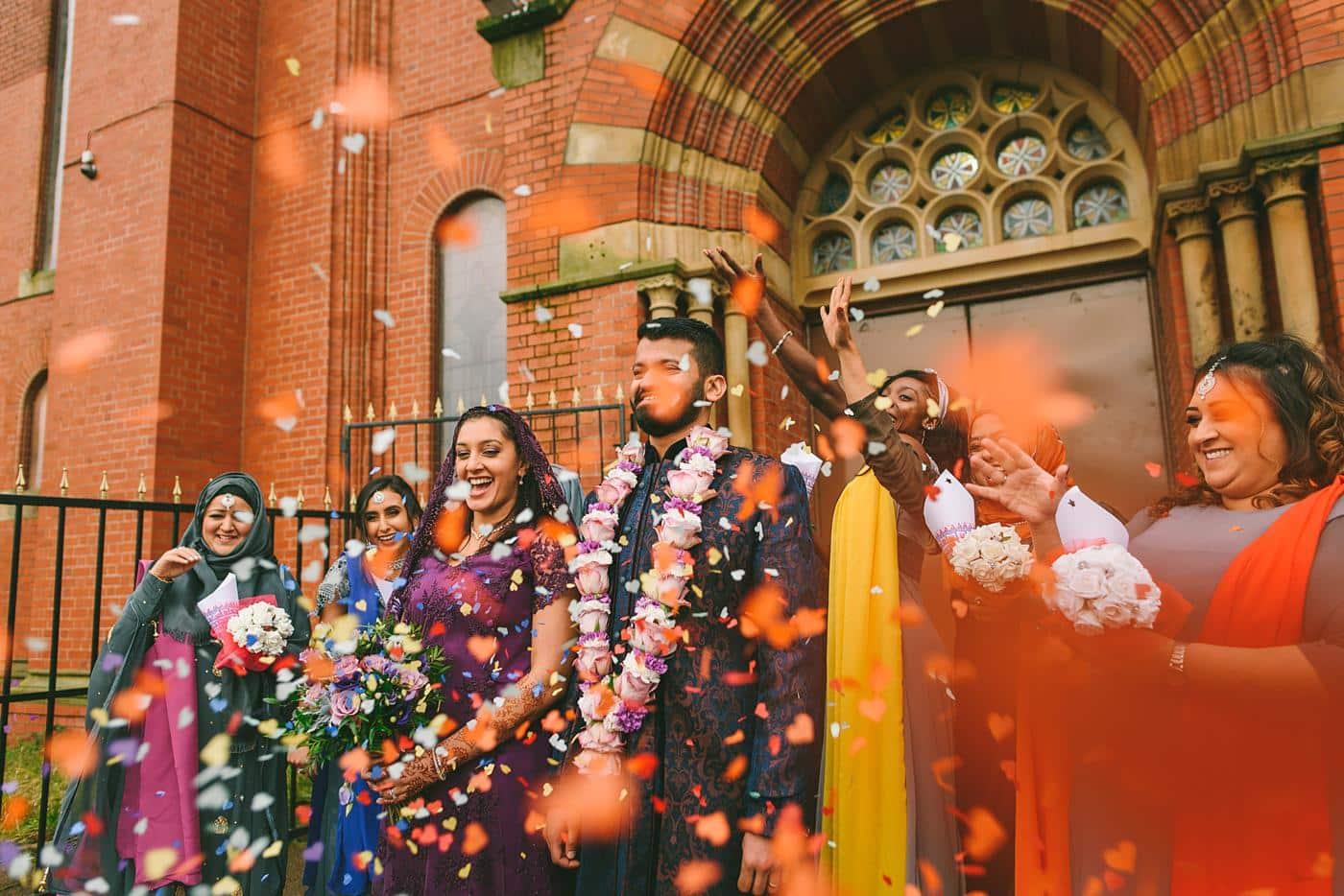 SA Manchester Asian Wedding 797