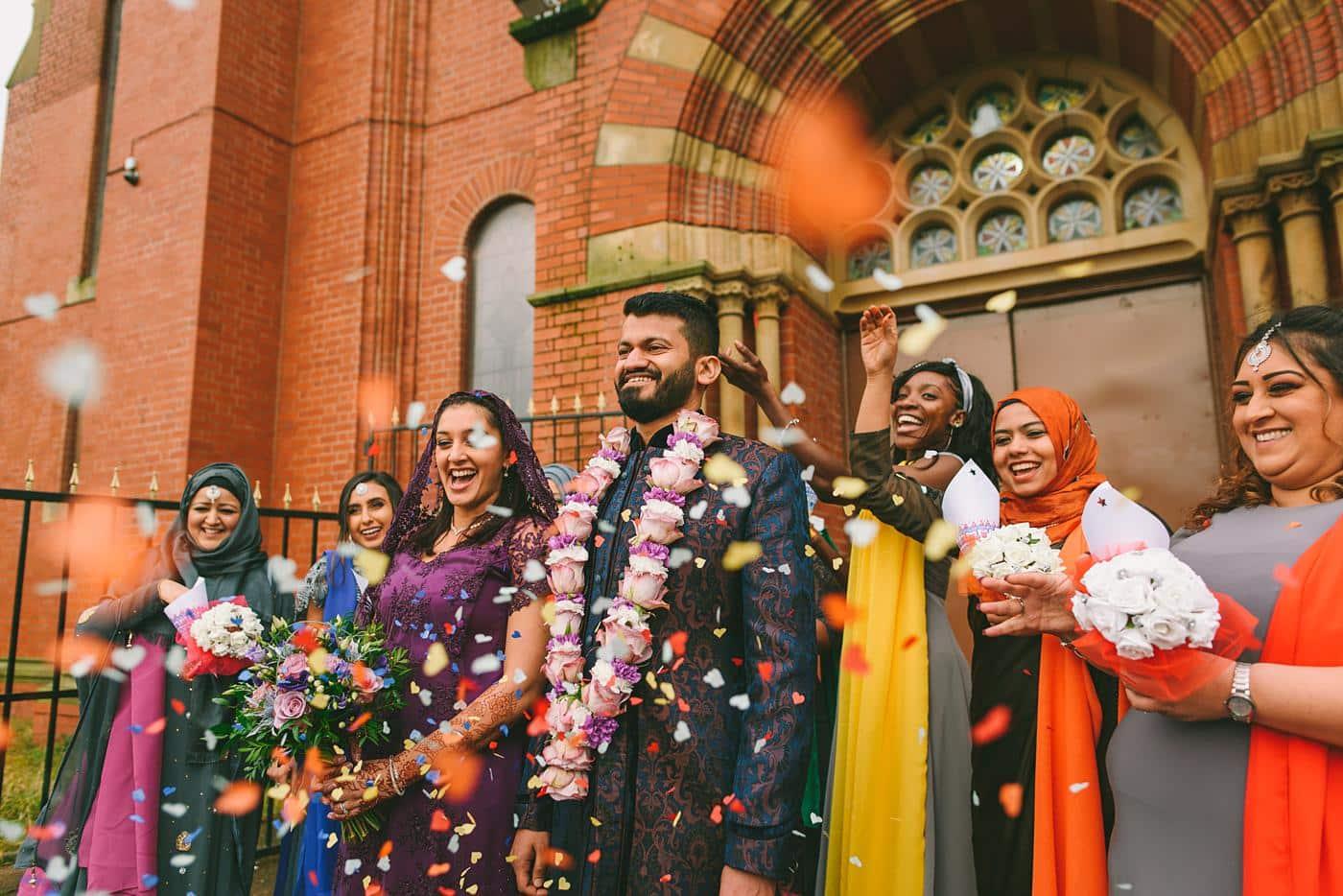 SA Manchester Asian Wedding 798