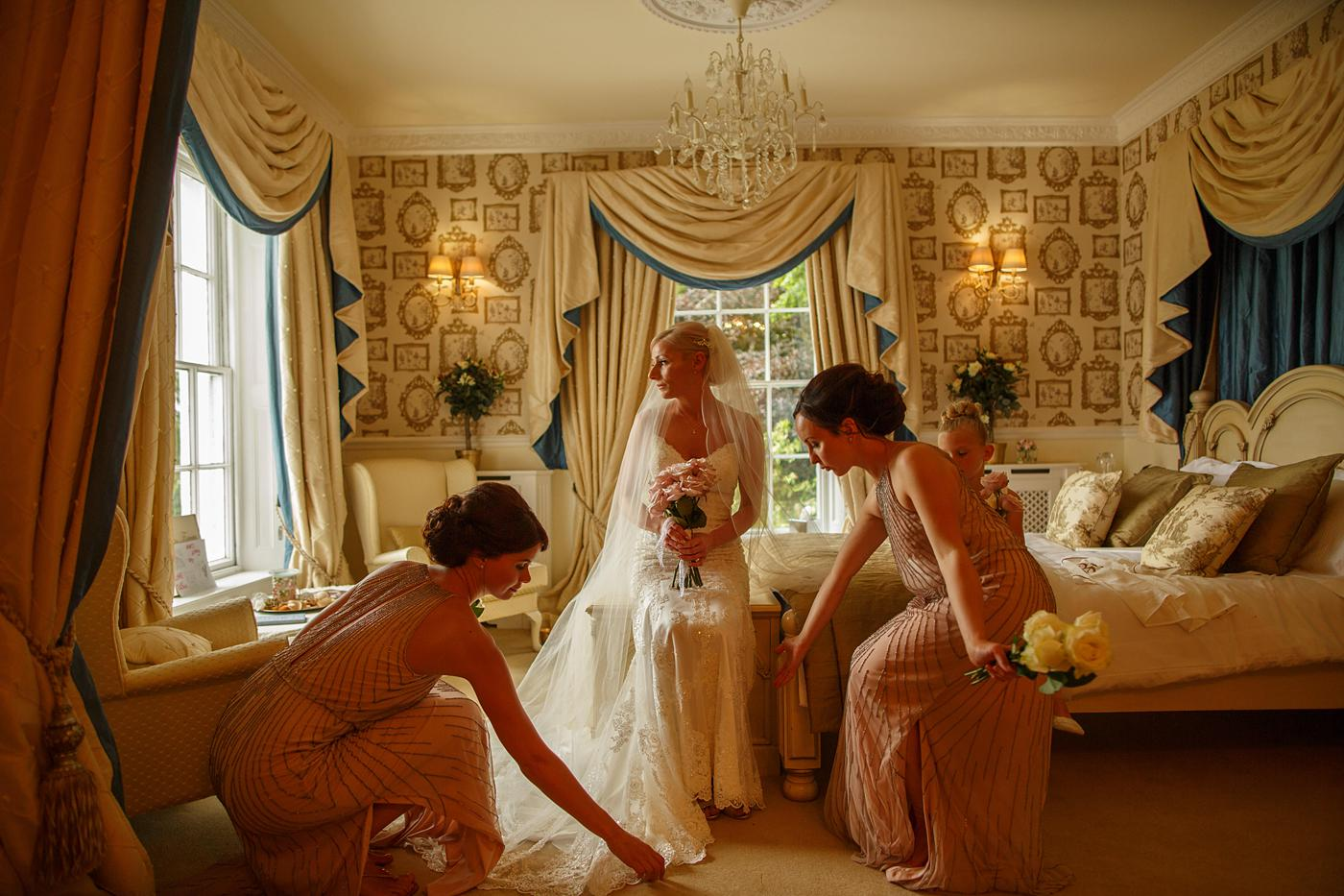 Shooters Hill Hall Wedding Photography 0274