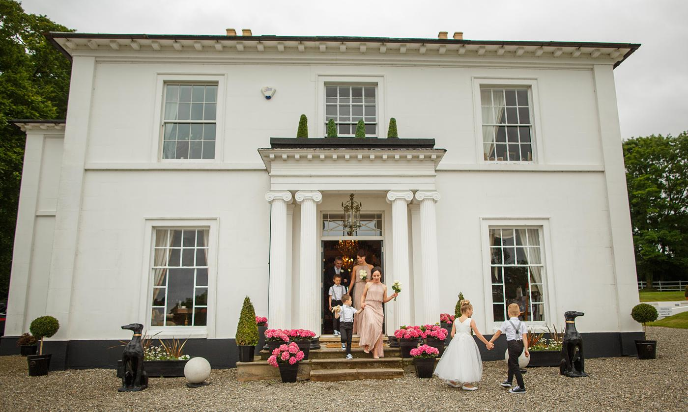 Shooters Hill Hall Wedding Photography 0299