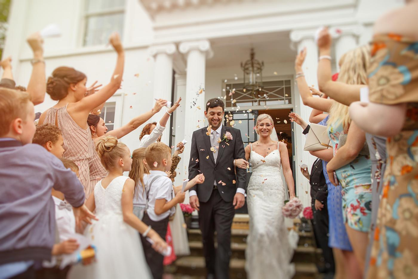 Shooters Hill Hall Wedding Photography 0464