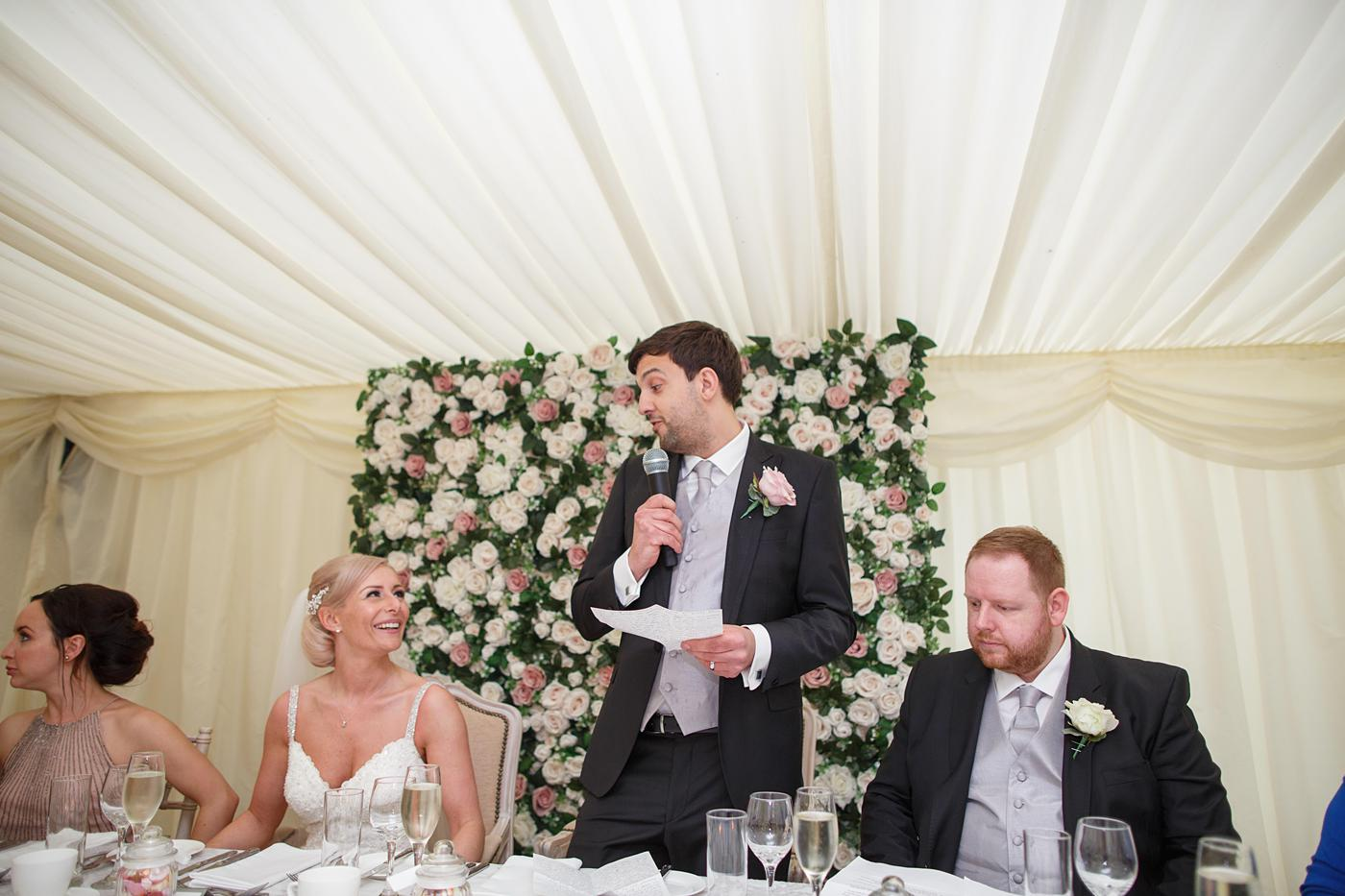 Shooters Hill Hall Wedding Photography 0587