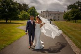 wedding-photographer-in-shropshire-at-combermere-Abbey-with-bride-and-groom