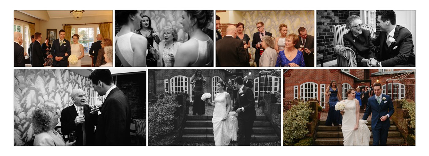 A Goldstone Hall Wedding in Shropshire
