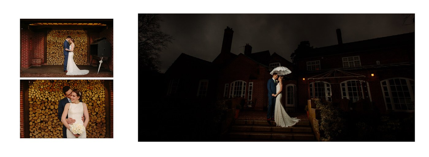 Beautiful wedding photography by Shropshire photographer Phil Barrett