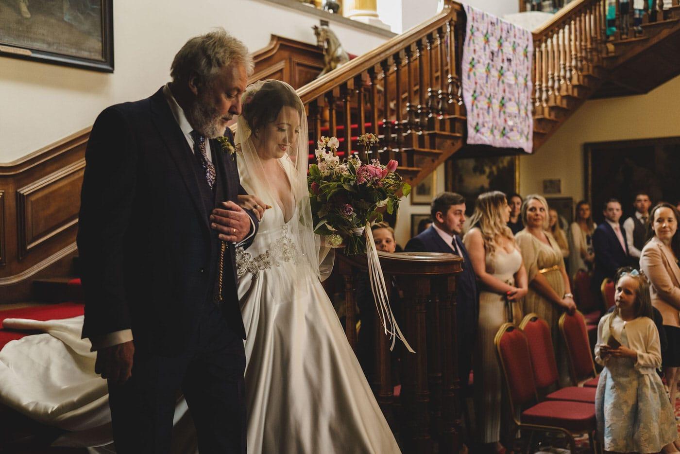 walcot hall wedding 19