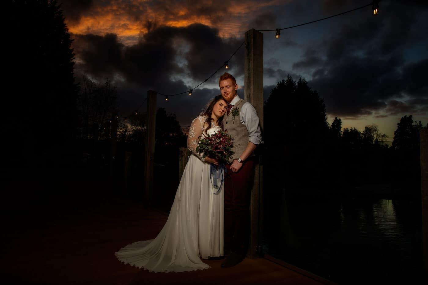 Mill Barns wedding photographer in shropshire b1
