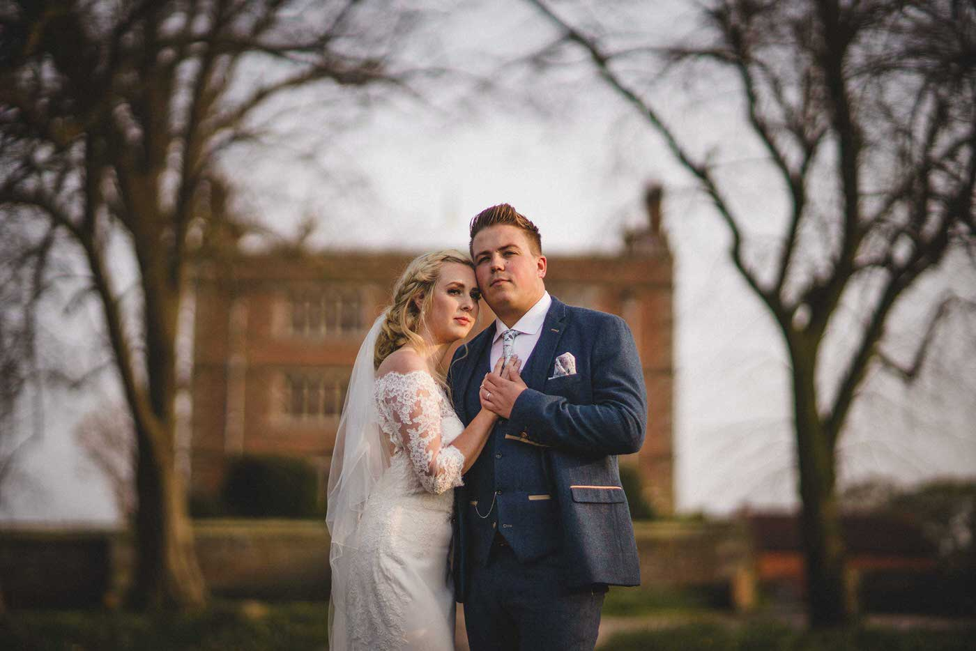 soulton hall plays host to a shropshire wedding