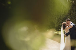 wedding photographer in shropshire at combermere Abbey